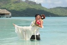 Wedding/Honeymoon / by Tahiti Travel Planners