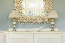 Lavender Lounge / Beachy Keen Inspiration for the Beachwalk Home / by suburbanstylista.com