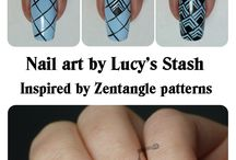 Zentangle Designs & Ideas / by Jennifer Edwards