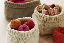 Thread Yarn Ribbons & Trims / by Joan Hawley