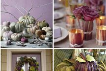 Holidays - Fall/Thanksgiving / by Elizabeth M.