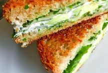 Delicious Sandwiches / by Stephanie Torres | This Casita