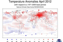 Climate Maps With Dots on Them / Because so many climate change graphics are maps with dots on them, we decided to devote an entire board to them. Follow this for the latest and greatest in dot-mappery. / by ClimateCentral