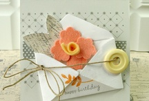 ♥ mini mail & snail mail ✉ ~ paper crafts & cards / by Debbie Brown