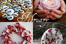 Celebrations: St. Valentine's Day / by Meaghan Newell