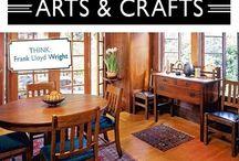 craftsman: dining room / by Carol King