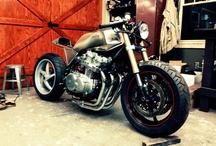 Motorcycles / by Darice Byrd