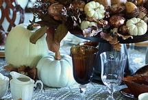 Autumn/Thanksgiving / by Ann Gustafson