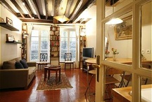 Latin Quarter / Inspired by the apartments that we have for rent in the Latin Quarter of Paris and all the things surrounding them.  / by Paris Vacation Rentals - CobbleStay.com