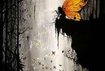 Fairies,butterflies,&nature / by Liana Welch