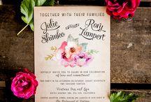 wedding / by Erika Ignacio