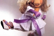 Miss Piggy Glamor Shots / by Christopher Berry
