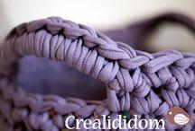 crochet et tricot  / by Chantal Boulé