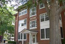 Residence Halls / by University of South Carolina