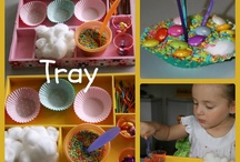Process-oriented play / Play ideas that are open-ended, allowing kids the freedom to explore materials and use them as desired. / by Katie @ Gift of Curiosity