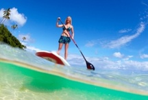 SUP - Stand Up Paddle / by Billabong Women's Brasil
