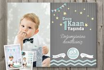 Chevron and Star Themed Birthday Party Inspirations / by Hayal Mutlu