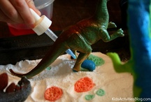 dino stuff / by CollectibleChic Jule