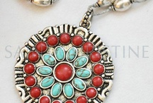 Vintage Necklace / by saint christine