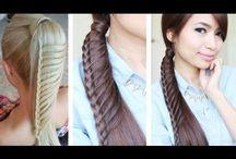 Haylei hair / by Brandy Alexander