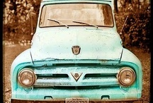 my someday pick me up truck / by barn owl primitives