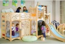kid s spaces around the world / by daniele bonneau