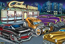 DINERS / by Jerry Danner