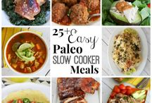 Paleo Slow Cooker / by Denise Kelly