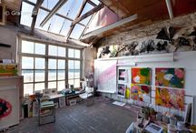 Chic Workspaces / by Rand + Statler