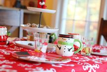 CHRISTMAS - North Pole Breakfast Ideas / by Little Housewife