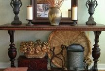 Decorative Vignettes / Style groupings / by Mary Gook