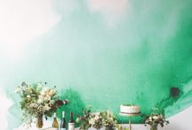 Wedding and Event Backdrops and Installations / by Michelle Edgemont