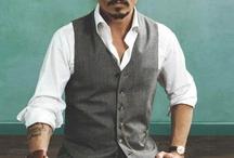 Johnny Depp / by Diana Orr