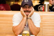 Ron Swanson/ Nick Offerman / by Christianne Wittbrodt
