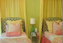 Bedrooms / by Taryn Keever