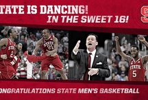 NC State Men's Basketball / by NC State Wolfpack