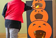 Fun games and ideas for fall festival  / by Christy Lotz