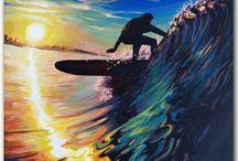 Papa Ooo Mau Mau  / Surfing / by Renea Garza