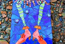 Mosaic Glass / by trish deighan