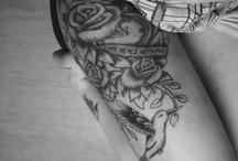 Tattoos  / by Ashley Groetken