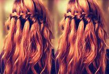 Hair Styles / by Angela Pingel
