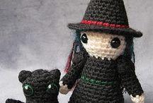 amigurumi/crochet / by Julia Cat