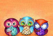 Owl-ove you always... ❤ / by Jessica Burgess ♥