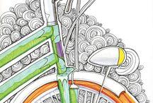 Bike stuff / Bike related / by Jessica Young