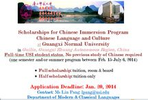 Study Abroad / by USI World Languages and Cultures