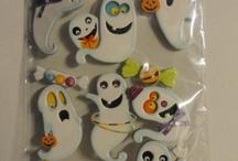 Halloween cookie inspiration / by Eli Pavelski