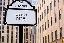 Chanel / by Chih-chia Chen