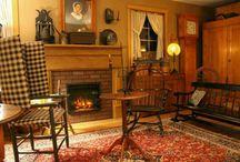 Fireplaces :) / by Rhonda Brown
