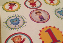 Daniel tiger / by Emily Rogers