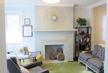 Living Room / by Kathryn Humphreys